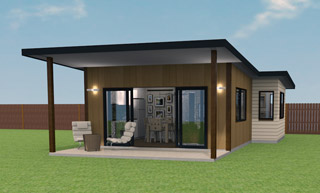 Lungo Bagno Stretto 893420211379 as well Rustic retreat moreover 11 Cottage House Plans To Love likewise Floor Plan 1 Bedroom 1 1 2 Bath moreover 301. on 2 bedroom cottage house plans